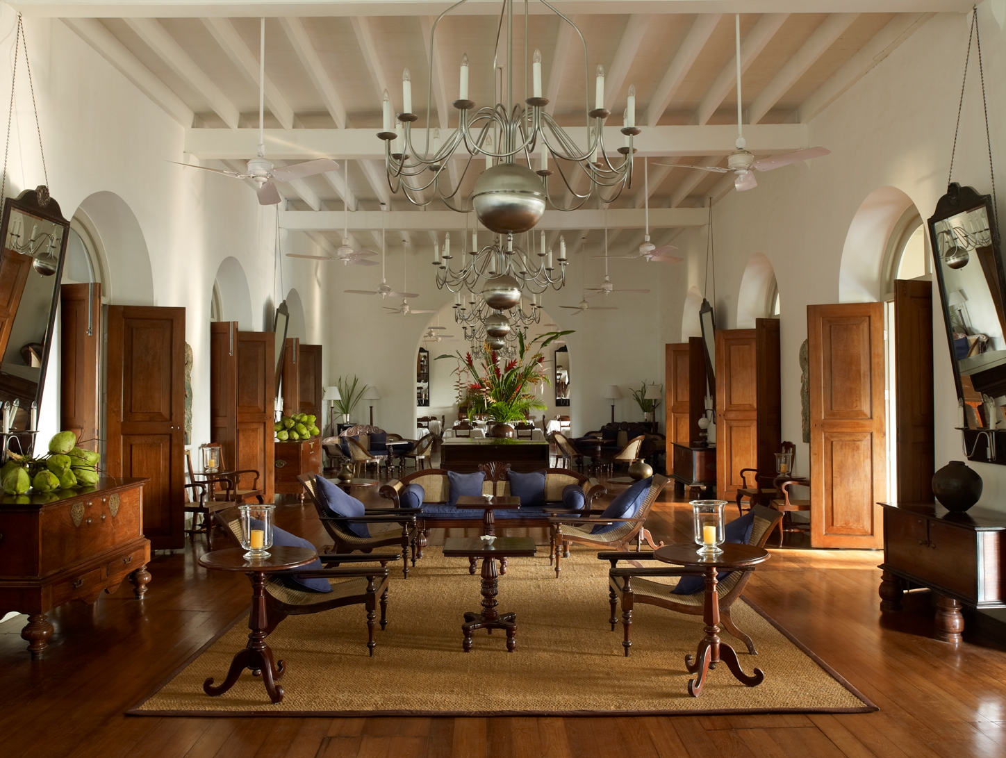 The ampersand team reveal their own favourite hotels for Art decoration sri lanka