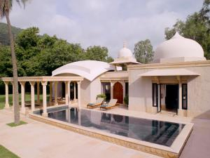 Amanbagh Pool Pavilion, India, Ampersand Travel