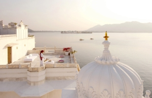 Taj Lake Palace Udaipur India - Ampersand Travel
