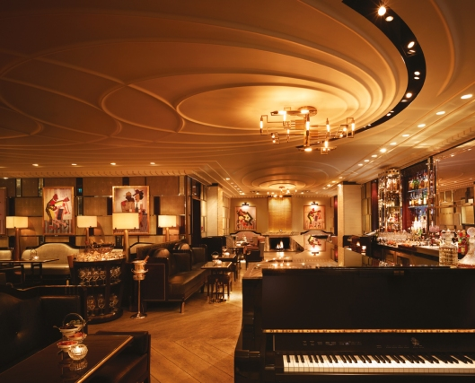 Bassoon Bar at Corinthia Hotel London