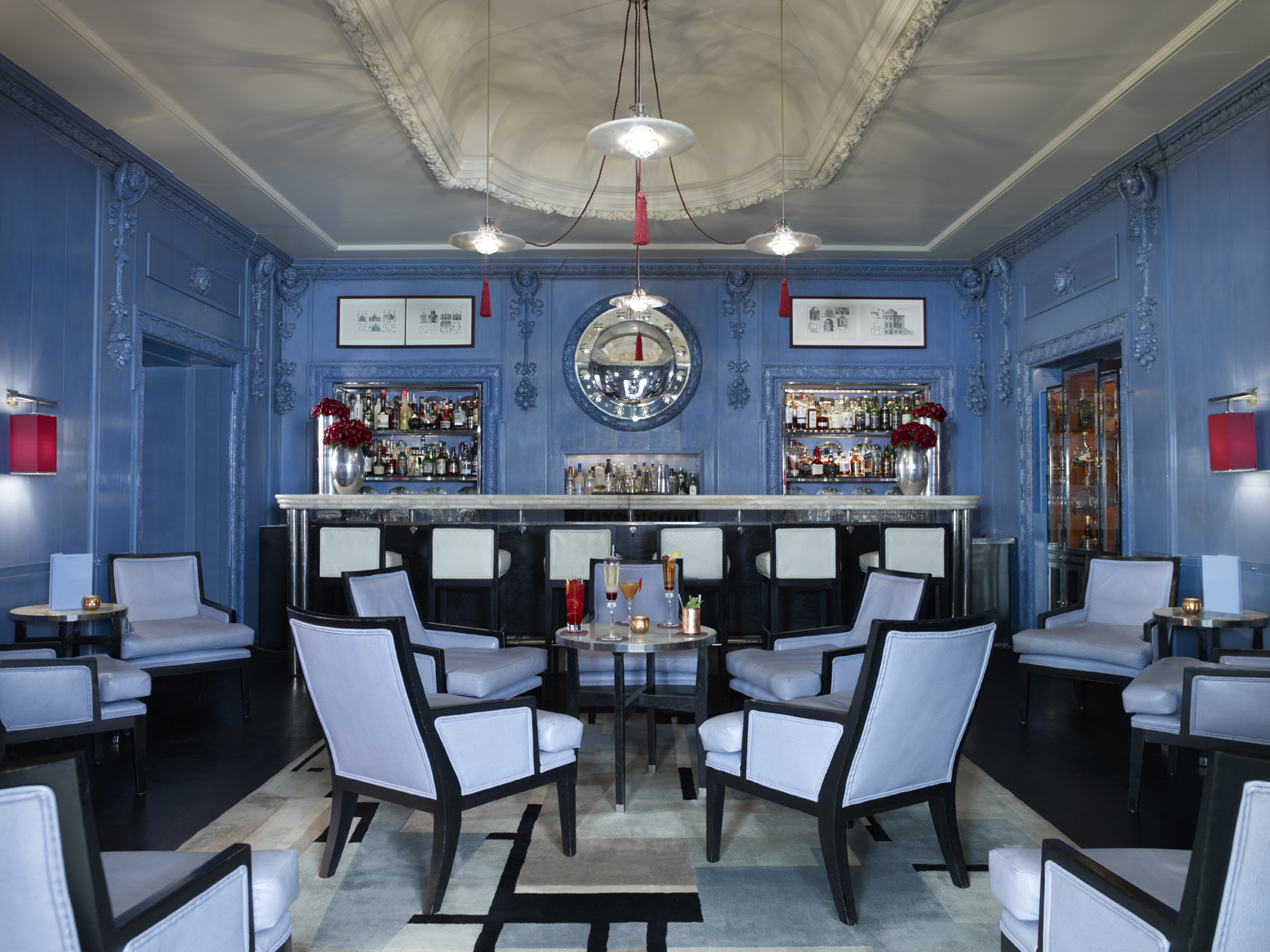 The Dining Room At The Berkeley Hotel David Collins London Welcome To Ampersand S Travel Blog