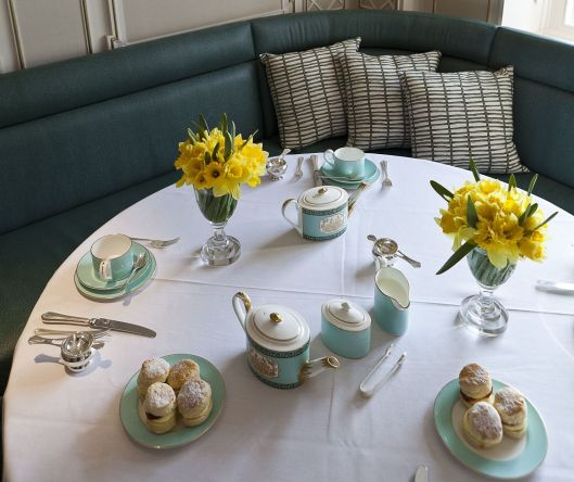 The Diamond Jubilee Tea Salon at Fortnum & Mason