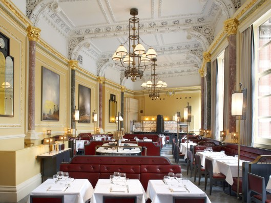 The Gilbert Scott Brasserie & Bar, St Pancrass Renaissance