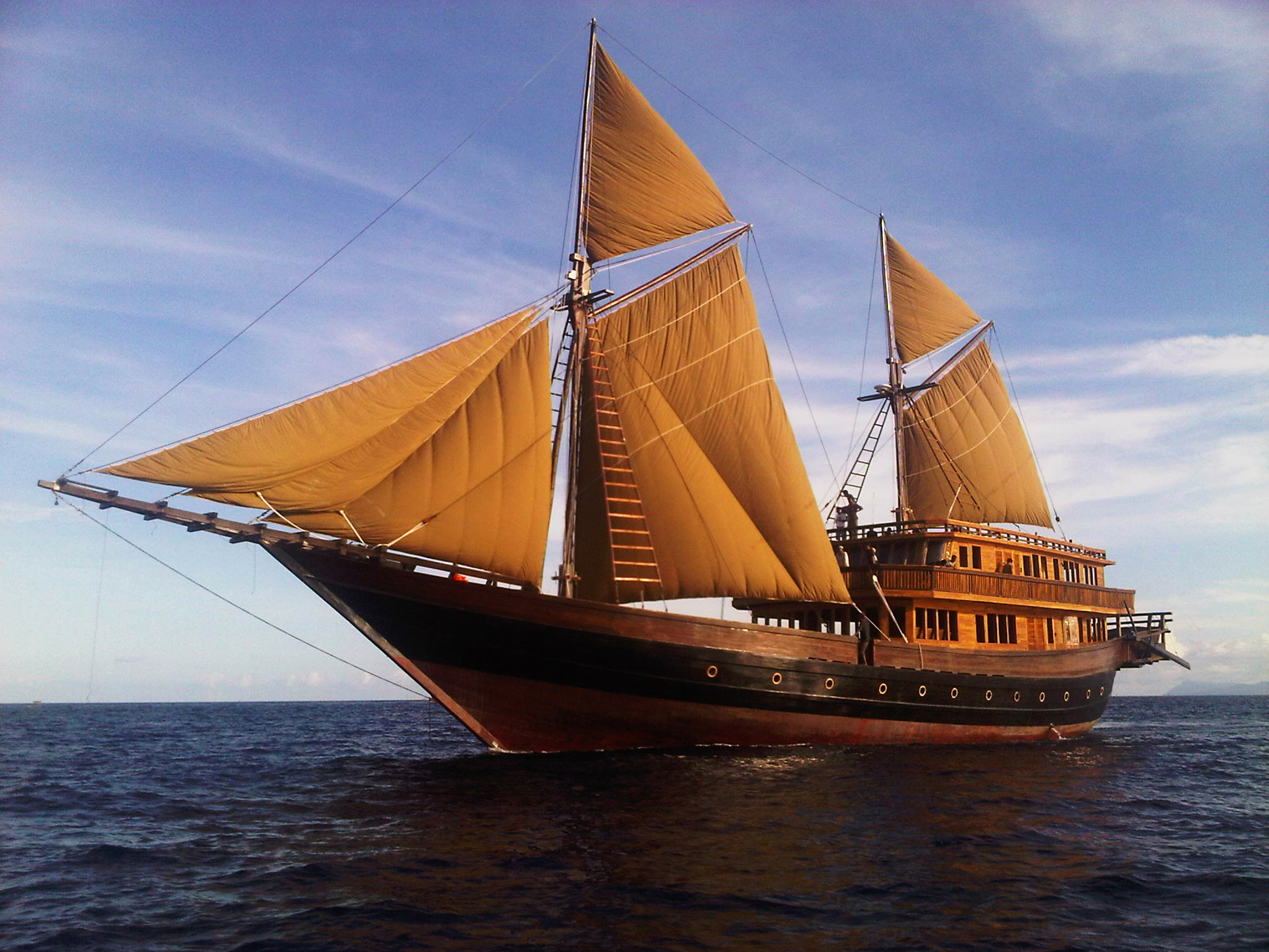 Eastern Indonesia Sailing To The Komodo Islands And Beyond Alila Purnama 13