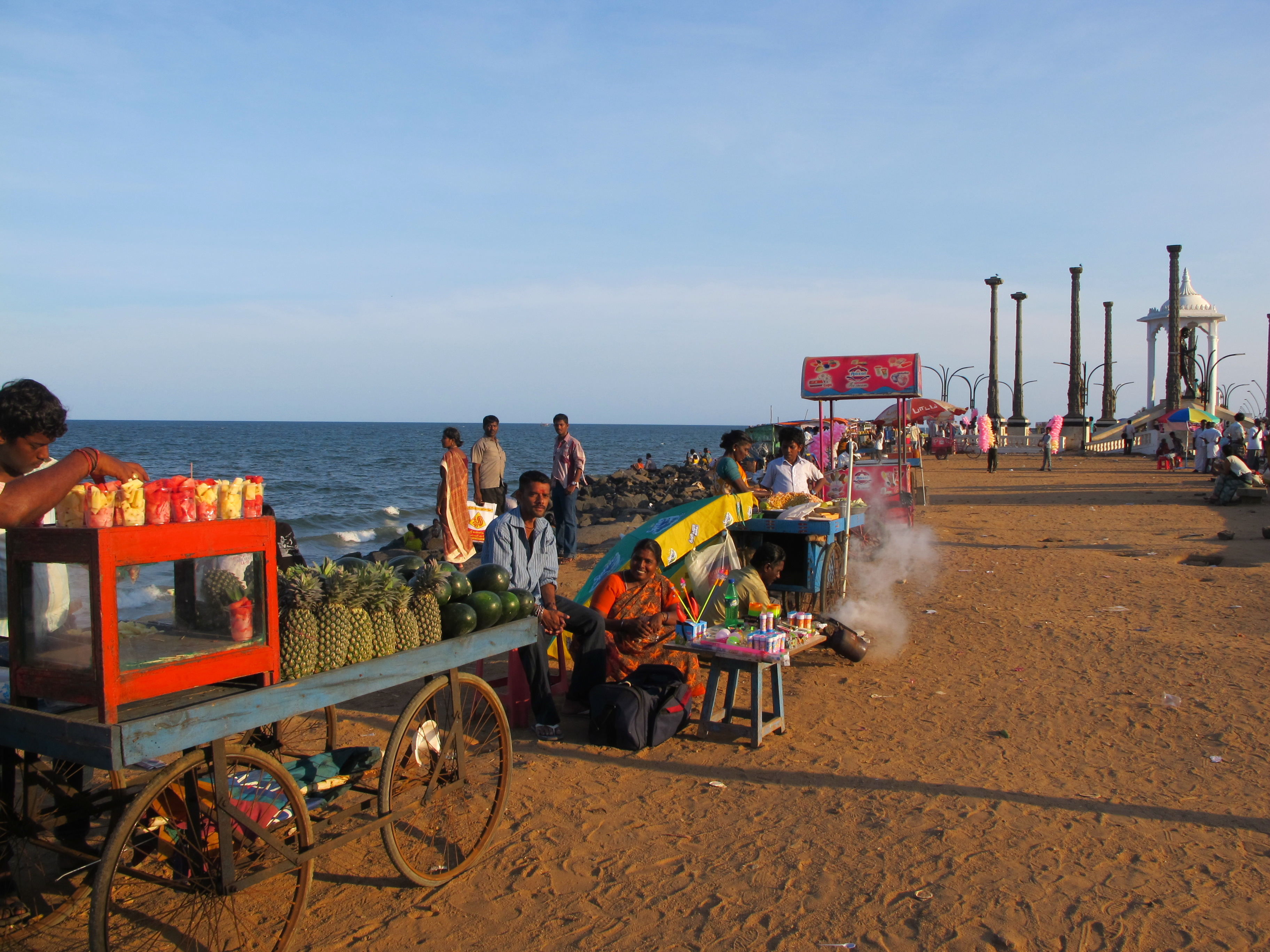 Photoblog  On The Road In Tamil Nadu