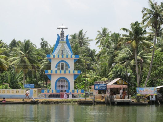 Sit back, unwind and observe local life playing out as you drift by waterfront churches, temples and villages