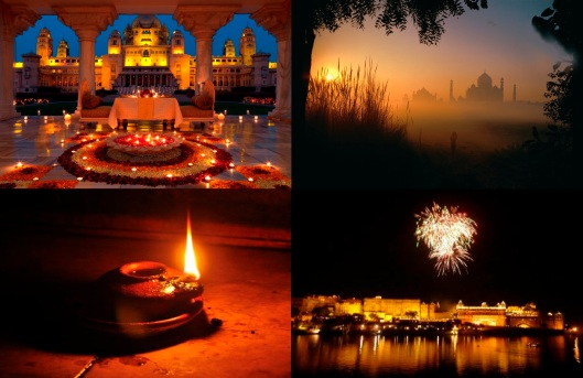Diwali Festival Tour of North India