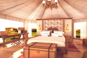 The Ultimate Travelling Camp, India (1)